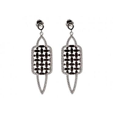 Earrings Babette Wasserman Istanbul Earrings Silver £146.00