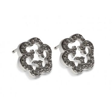 Earrings Babette Wasserman Cloud Earrings Silver £80.00