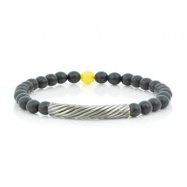 Bracelets Babette Wasserman Cable Stone Bracelet £66.00