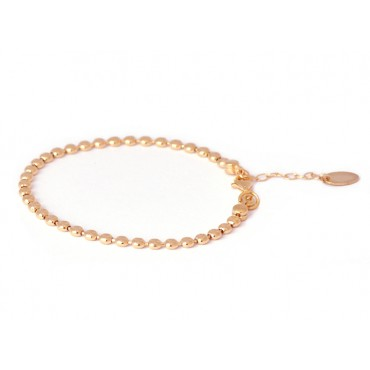 Bracelets Babette Wasserman Moondust Bracelet Rose Gold £93.00