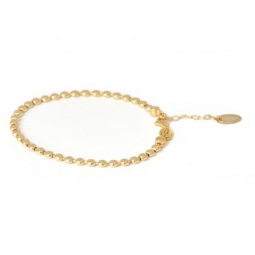 Bracelets Babette Wasserman Moondust Bracelet Gold £93.00