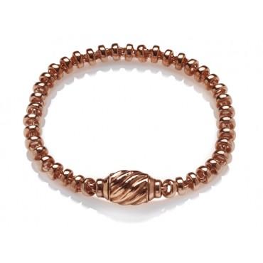Bracelets Babette Wasserman Cocoon Bracelet Rose Gold £230.00