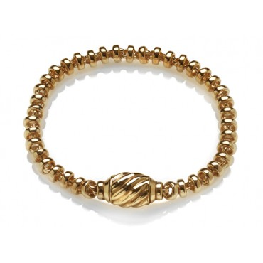 Bracelets Babette Wasserman Cocoon Bracelet Gold £230.00