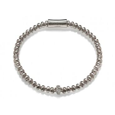 Bracelets Babette Wasserman Small Cocoon Bracelet Silver £163.00