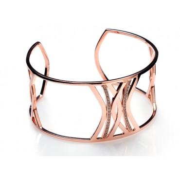 Bracelets Babette Wasserman Espalier Bangle Rose Gold £326.00