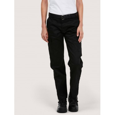 Trousers Uneek Clothing Uc905 Ladies Cargo Trousers £15.00