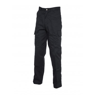 Trousers Uneek Clothing Uc904r Cargo Trouser With Knee Pad Pockets Regular £16.00