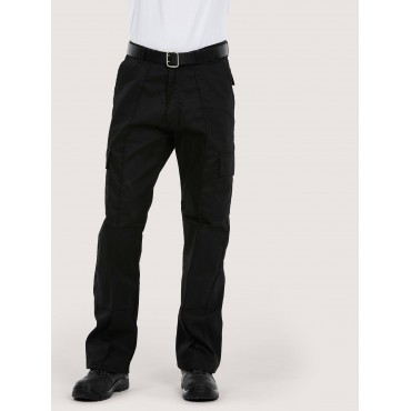 Trousers Uneek Clothing Uc904l Cargo Trouser With Knee Pad Pockets Long £16.00