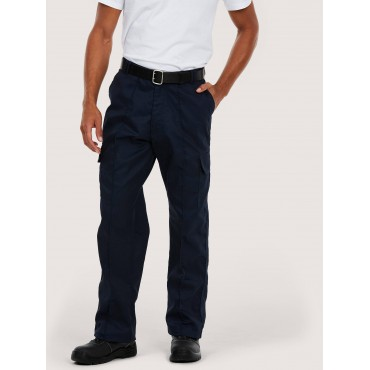 Trousers Uneek Clothing Uc902l Cargo Trouser Long £15.00