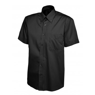 Shirts Uneek Clothing Uc702 Mens Pinpoint Oxford Half Sleeve Shirt £15.00