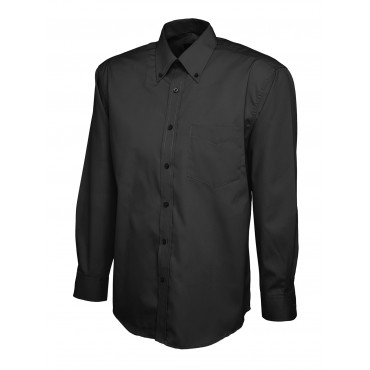 Shirts Uneek Clothing Uc701 Mens Pinpoint Oxford Full Sleeve Shirt £15.00