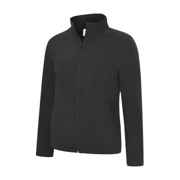 Jackets Uneek Clothing Uc613 Ladies Classic Full Zip Soft Shell Jacket £23.00