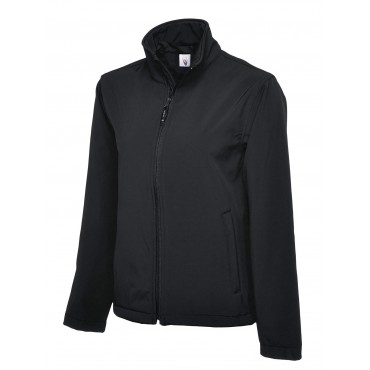 Jackets Uneek Clothing Uc612 Classic Full Zip Soft Shell Jacket £23.00