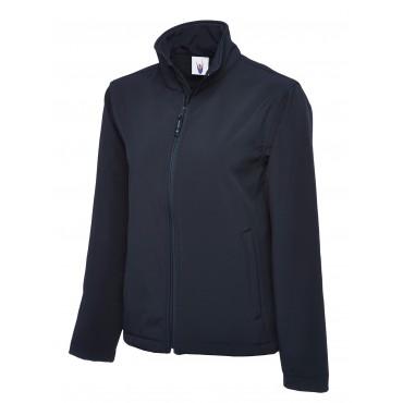 Jackets Uneek Clothing Uc612 Classic Full Zip Soft Shell Jacket £23.00