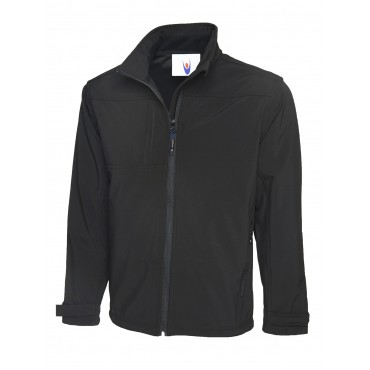 Jackets Uneek Clothing Uc611 Premium Full Zip Soft Shell Jacket £36.00