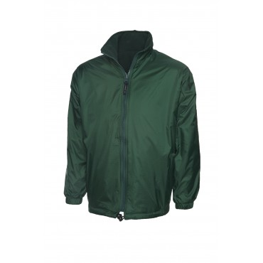 Jackets Uneek Clothing Uc605 Premium Reversible Fleece Jacket £25.00