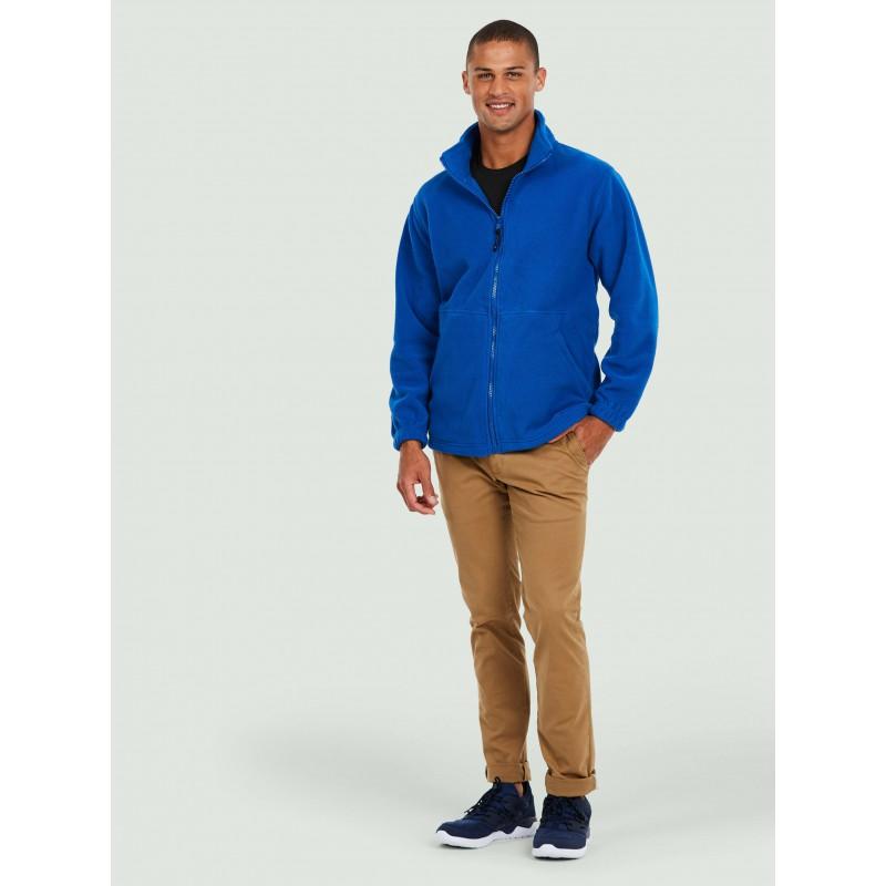Jackets Uneek Clothing Uc604 Classic Full Zip Micro Fleece Jacket £12.00