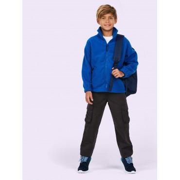 Jackets Uneek Clothing Uc603 Childrens Full Zip Micro Fleece Jacket £12.00