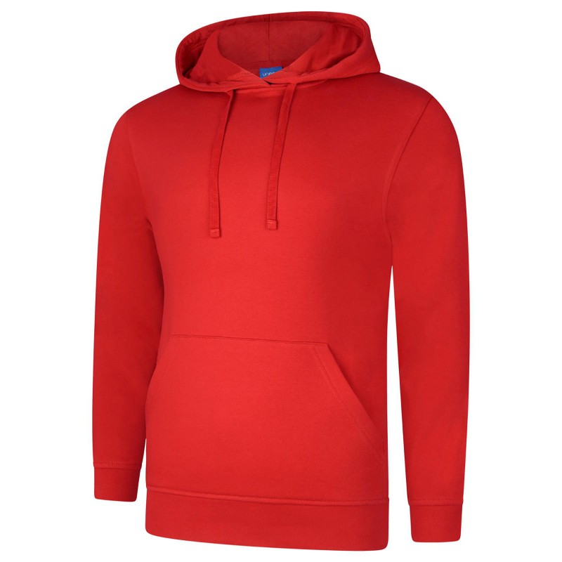Sweatshirts Uneek Clothing Uc509 Deluxe Hooded Sweatshirt £12.00