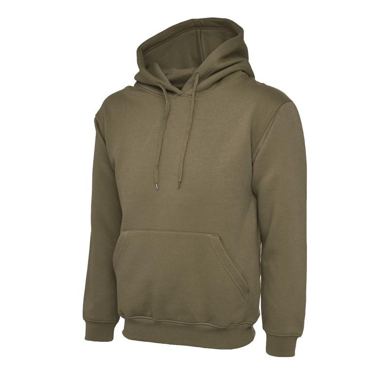 Sweatshirts Uneek Clothing Uc508 Olympic Hooded Sweatshirt £12.00