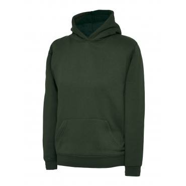 Sweatshirts Uneek Clothing Uc503 Childrens Hooded Sweatshirt £11.00