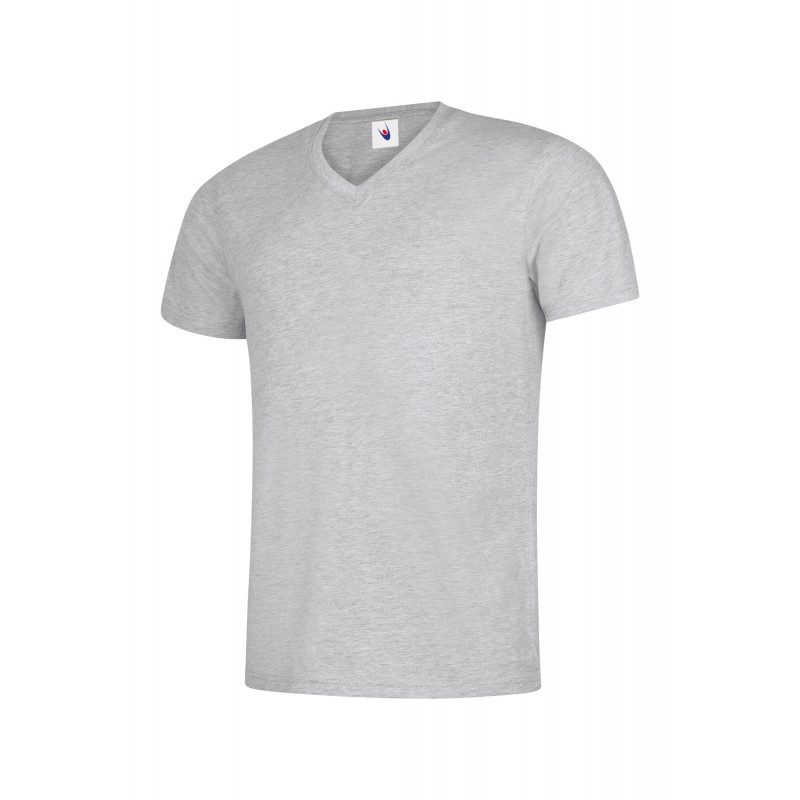 Tshirts Uneek Clothing Uc317 Classic V Neck T-Shirt £5.00