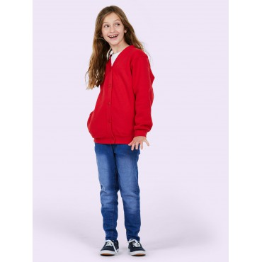 Cardigans Uneek Clothing Uc207 Childrens Cardigan £10.00