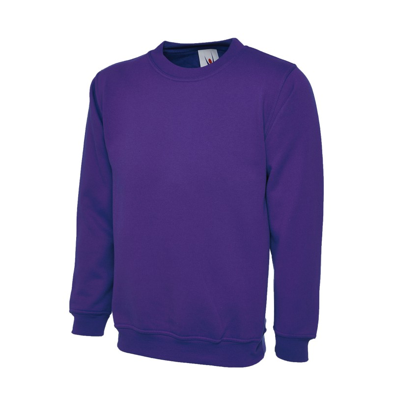 Sweatshirts Uneek Clothing Uc203 Classic Sweatshirt £10.00