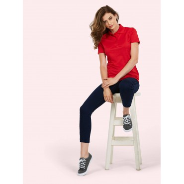Poloshirts Uneek Clothing Uc128 Ladies Super Cool Workwear Poloshirt £10.00