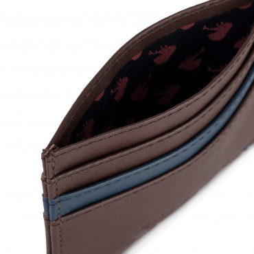 Wallets and Cardholders GoodwinSmith Belfort Brown £12.00