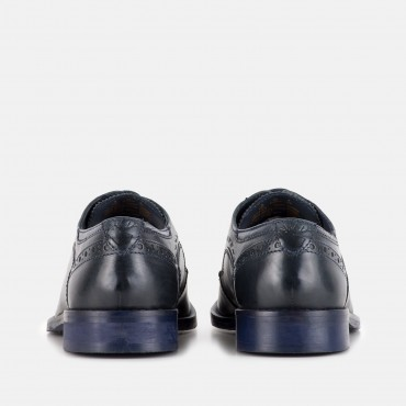 Last 5 pairs remaining! All prices reduced! GoodwinSmith Holden Navy £35.00