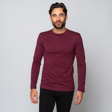 T-Shirts GoodwinSmith Grassington Maroon £30.00