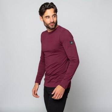 T-Shirts GoodwinSmith Grassington Maroon £30.00