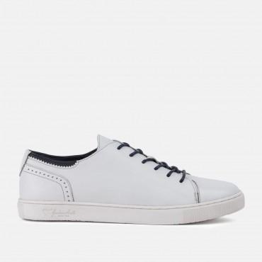 Men's Footwear GoodwinSmith Harlem White-GWS-4534106030177 £35.00