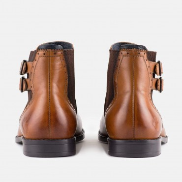 Men's Footwear GoodwinSmith Delph Tan-GWS-4534104752225 £35.00