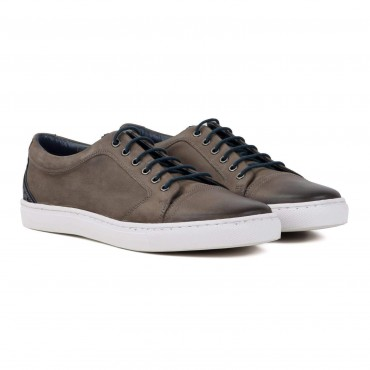 Men's Footwear GoodwinSmith Rimmington Marble Grey £45.00
