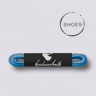 Shoe care & laces GoodwinSmith Blue Shoe Laces £10.00