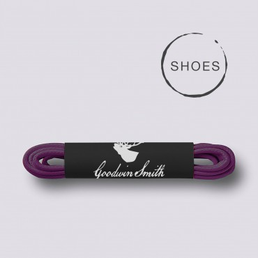 Shoe care & laces GoodwinSmith Purple Shoe Lace £10.00