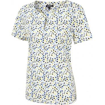 Tops Vortex Designs Paige Short Sleeve Yellow £21.00