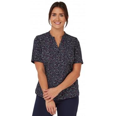 Tops Vortex Designs Jewel Short Sleeve Red £24.00
