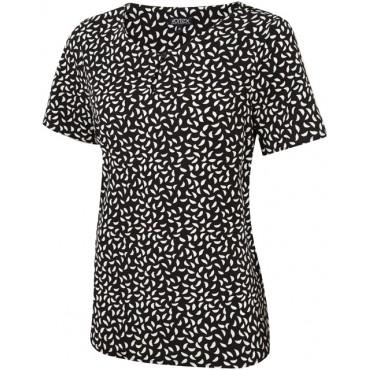 Tops Vortex Designs Hattie Short Sleeve black £21.00